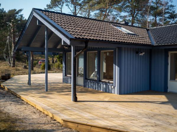 Dan Roos Bygg Sandbystrand 2019